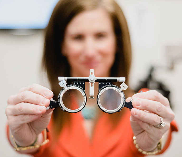 Eye Exams at Inova Eye Care