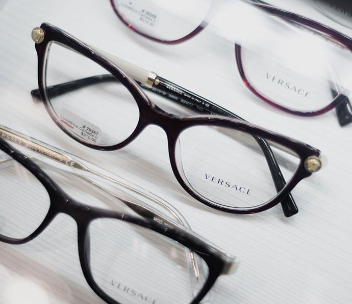 Eyeglasses at Inova Eye Care